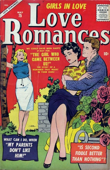 Love Romances 75 Cover Image