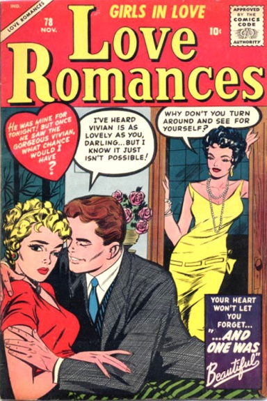 Love Romances 78 Cover Image
