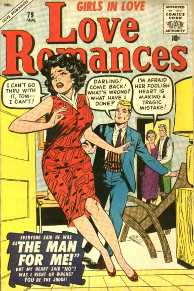 Love Romances 79 Cover Image