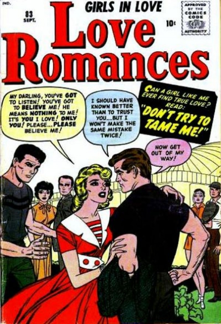 Love Romances 83 Cover Image
