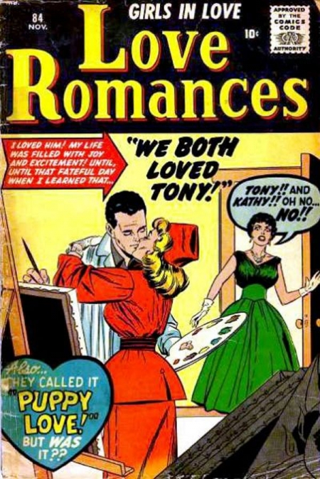 Love Romances 84 Cover Image