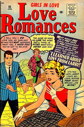Love Romances 85 Cover Image