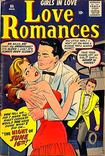 Love Romances 86 Cover Image