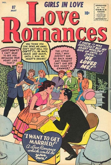 Love Romances 87 Cover Image