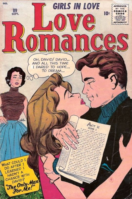 Love Romances 89 Cover Image