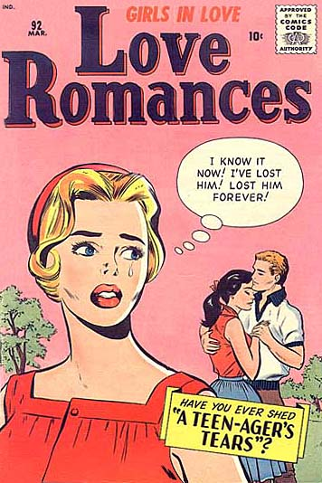 Love Romances 92 Cover Image