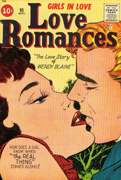 Love Romances 95 Cover Image