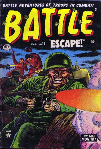 Battle 18 Cover Image