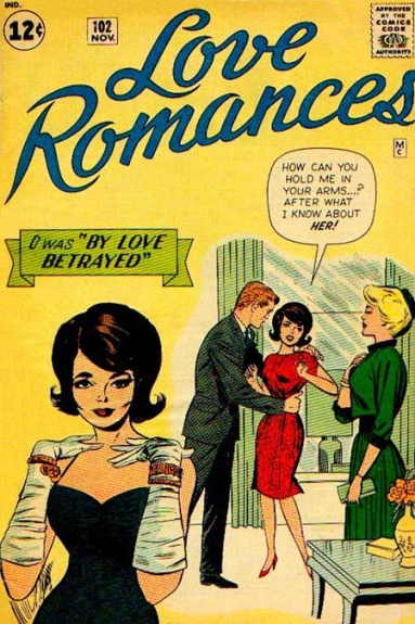 Love Romances 102 Cover Image