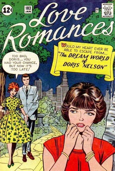 Love Romances 103 Cover Image