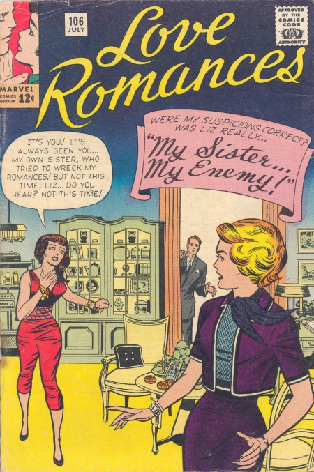 Love Romances 106 Cover Image