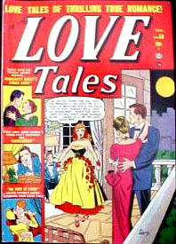 Love Tales 50 Cover Image
