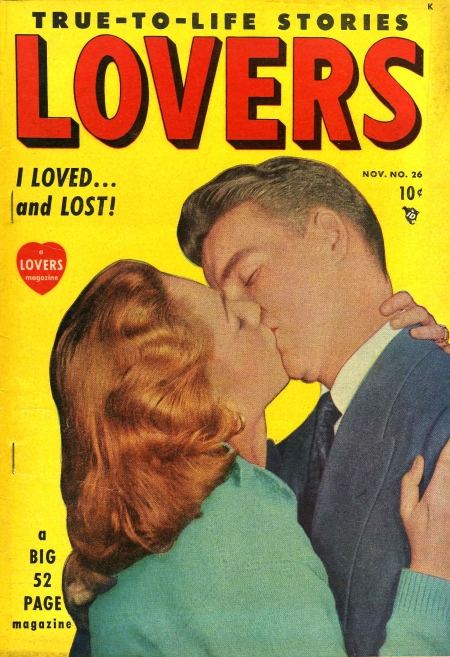 Lovers 26 Cover Image