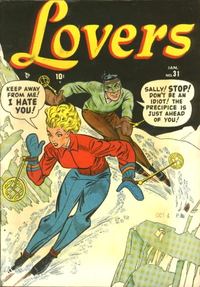 Lovers 31 Cover Image