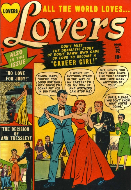 Lovers 32 Cover Image