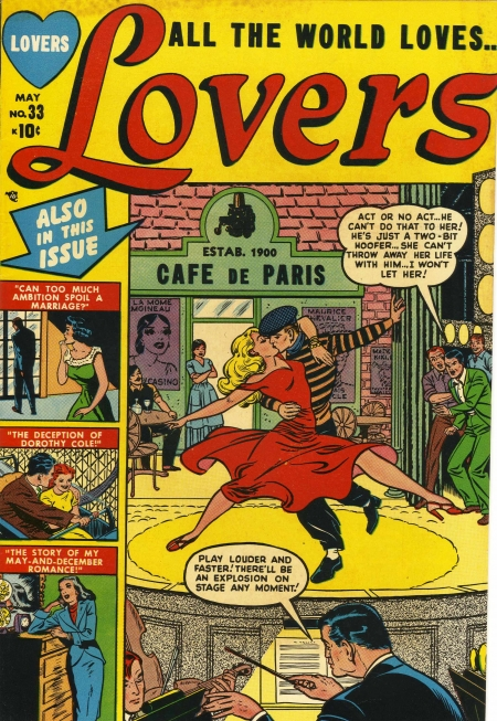 Lovers 33 Cover Image