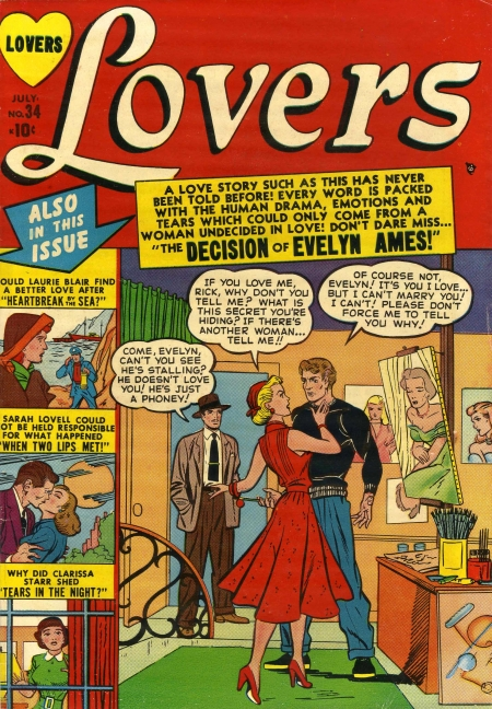 Lovers 34 Cover Image