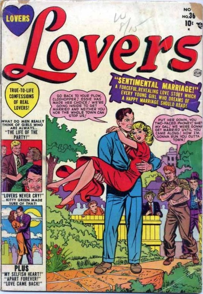 Lovers 36 Cover Image