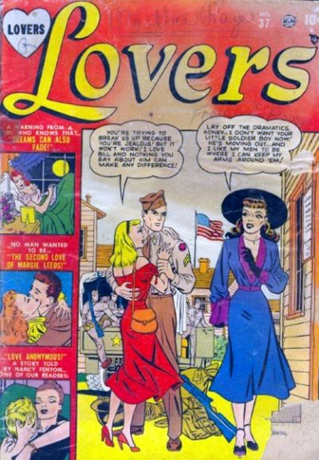 Lovers 37 Cover Image