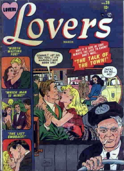 Lovers 38 Cover Image