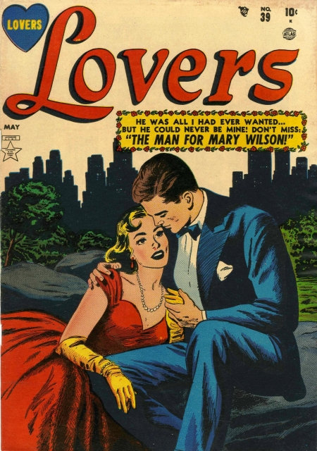 Lovers 39 Cover Image