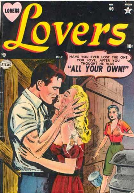 Lovers 40 Cover Image