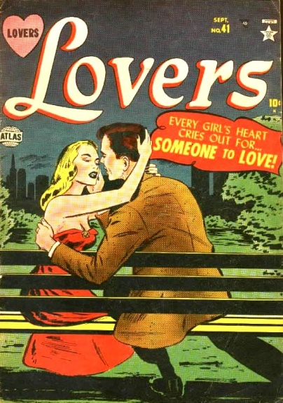 Lovers 41 Cover Image