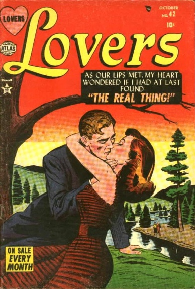 Lovers 42 Cover Image