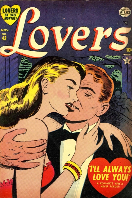 Lovers 43 Cover Image