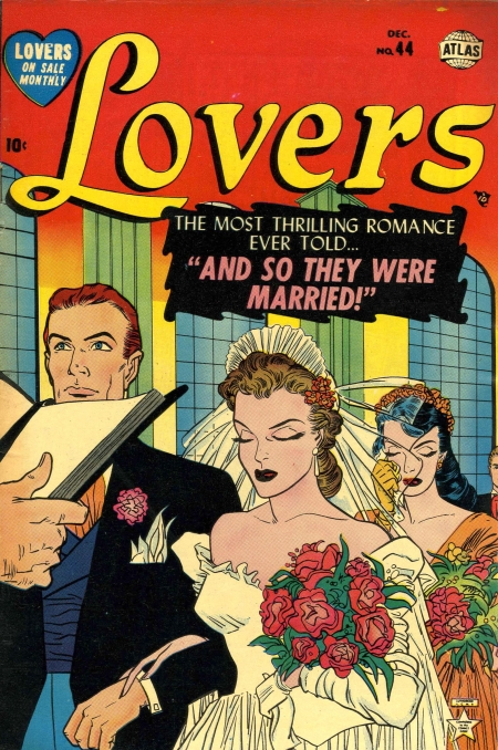 Lovers 44 Cover Image