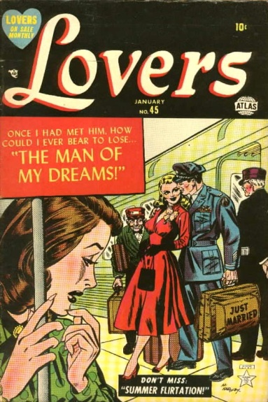 Lovers 45 Cover Image