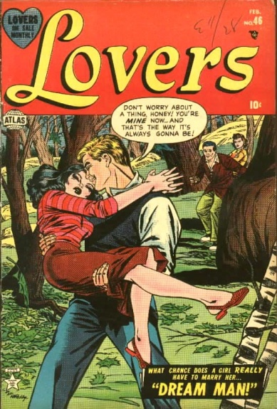 Lovers 46 Cover Image