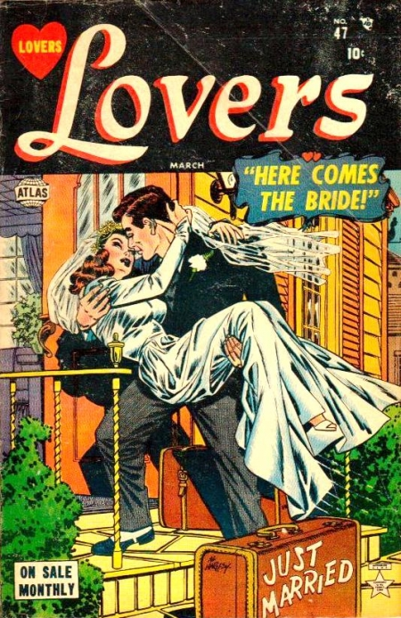 Lovers 47 Cover Image