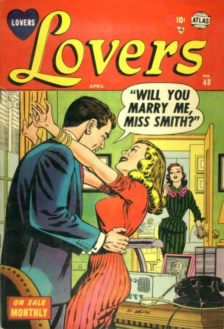 Lovers 48 Cover Image