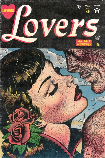 Lovers 49 Cover Image