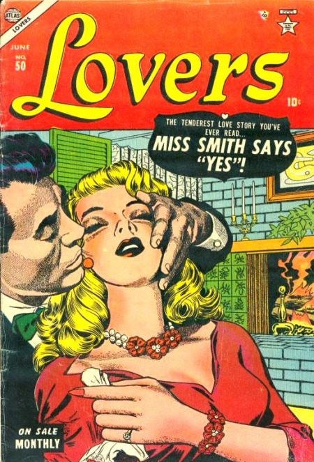 Lovers 50 Cover Image