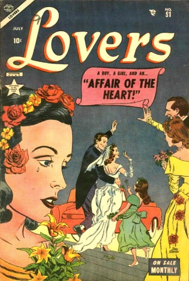 Lovers 51 Cover Image