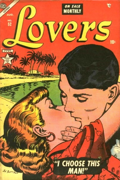 Lovers 52 Cover Image