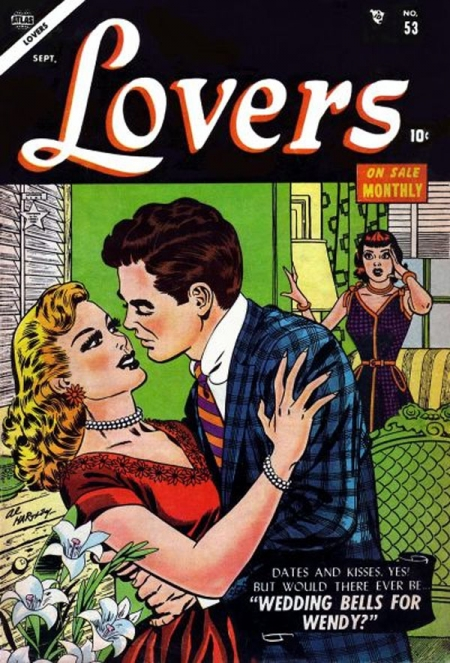 Lovers 53 Cover Image