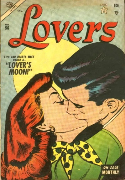 Lovers 56 Cover Image