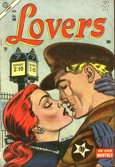 Lovers 58 Cover Image
