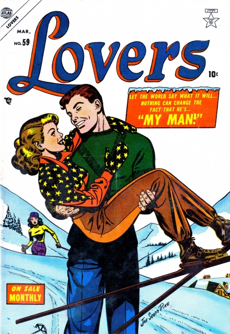 Lovers 59 Cover Image