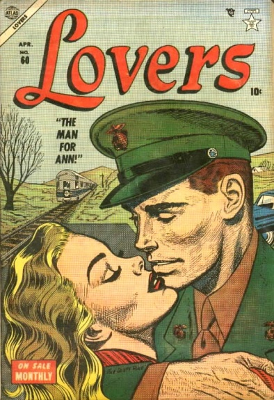 Lovers 60 Cover Image