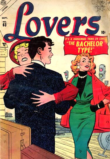 Lovers 63 Cover Image