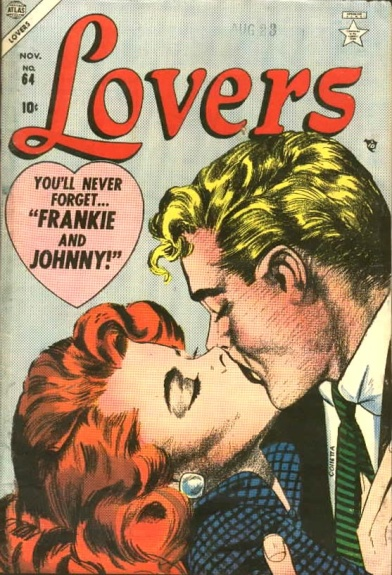 Lovers 64 Cover Image