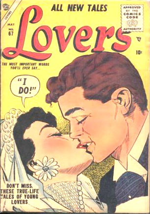 Lovers 67 Cover Image