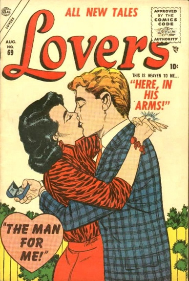 Lovers 69 Cover Image