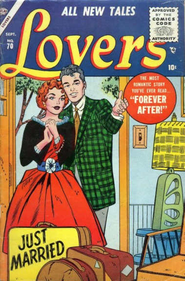 Lovers 70 Cover Image