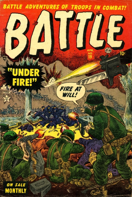Battle 19 Cover Image