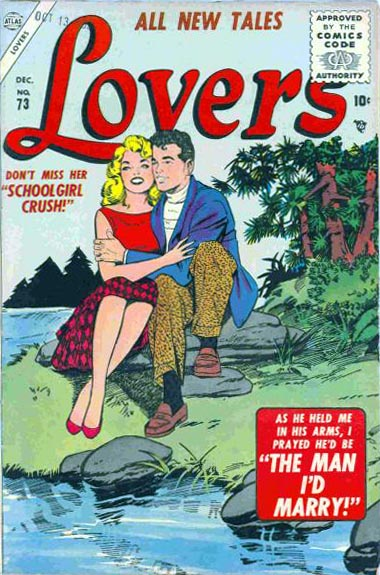 Lovers 73 Cover Image